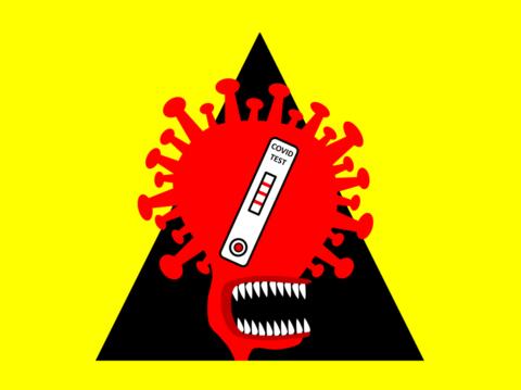 testování, COVID-19, koronavirus, coronavirus, PCR testy, antigenní testy