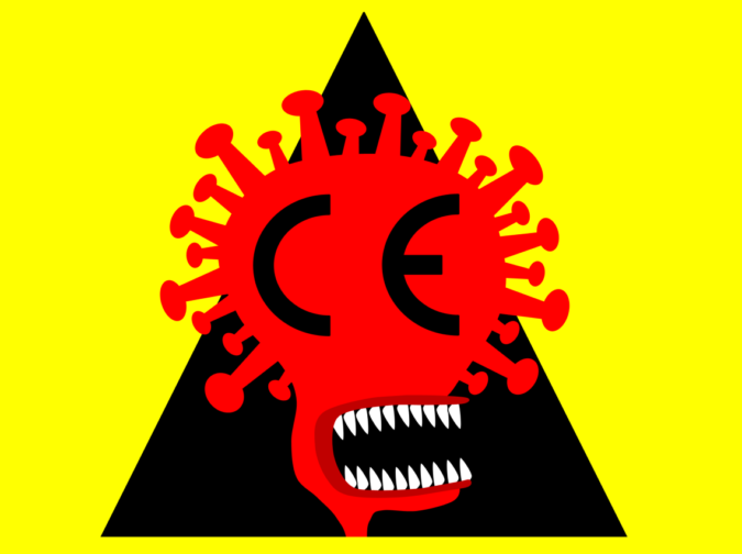 COVID v ČR, označení EU